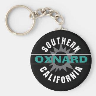 Southern California - Oxnard Basic Round Button Keychain