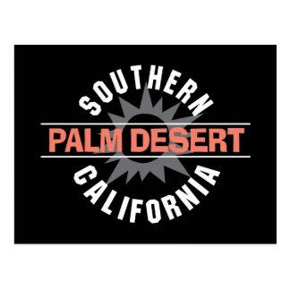 Southern California - Palm Desert Postcard