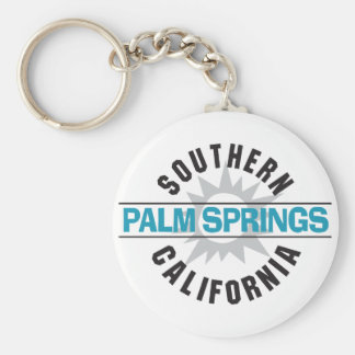 Southern California - Palm Springs Keychain