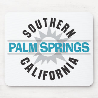 Southern California - Palm Springs Mouse Pad