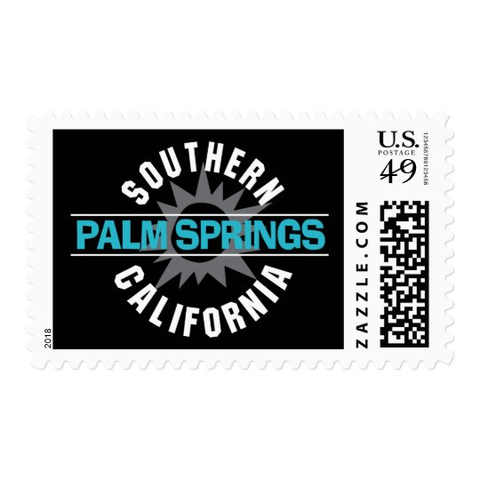 Southern California - Palm Springs Postage