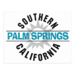 Southern California - Palm Springs Postcard