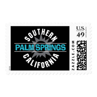 Southern California - Palm Springs Stamp