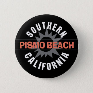 Southern California - Pismo Beach Button