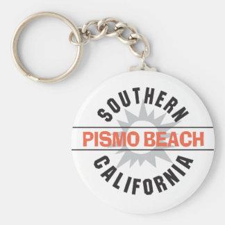 Southern California - Pismo Beach Keychain