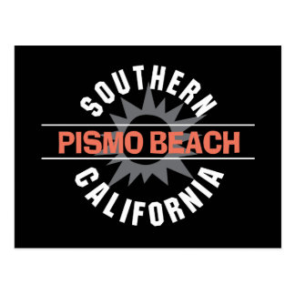 Southern California - Pismo Beach Postcard