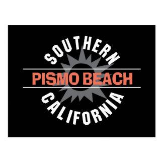 Southern California - Pismo Beach Postcard