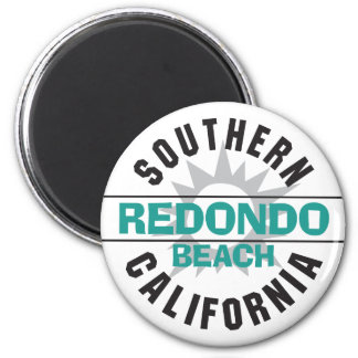 Southern California - Redondo Beach Magnet