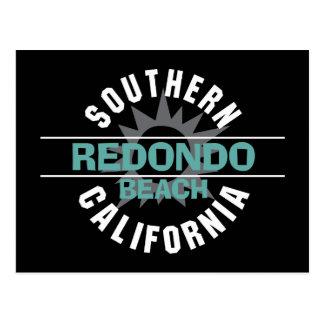 Southern California - Redondo Beach Postcard