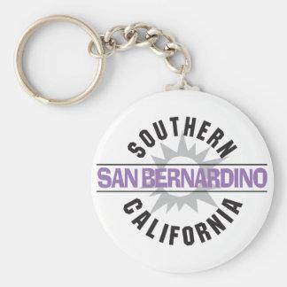 Southern California - San Bernardino Keychain