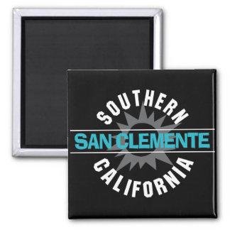 Southern California - San Clemente Magnet