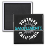 Southern California - San Clemente Magnets
