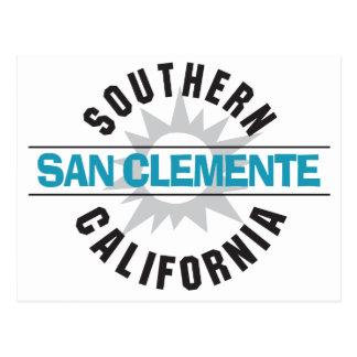 Southern California - San Clemente Postcard