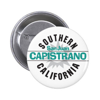 Southern California - San Juan Capistrano Buttons