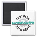 Southern California - San Luis Obispo Refrigerator Magnets