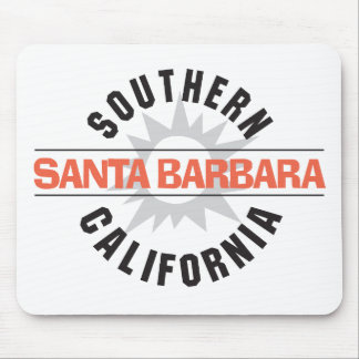 Southern California - Santa Barbara Mouse Pad