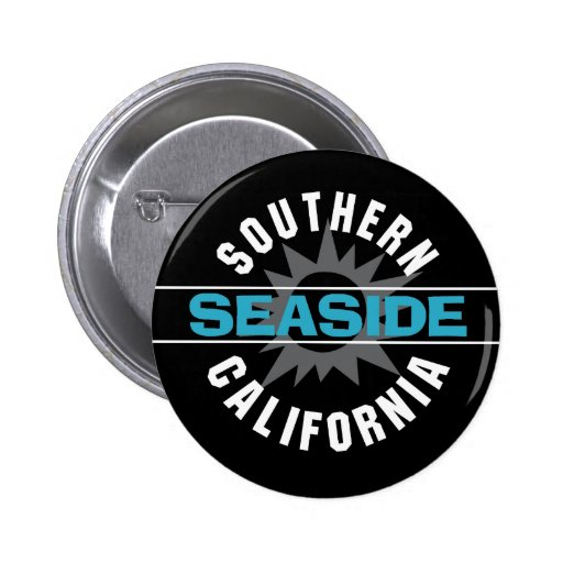 Southern California - Seaside Pins