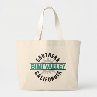 Southern California - Simi Valley Large Tote Bag