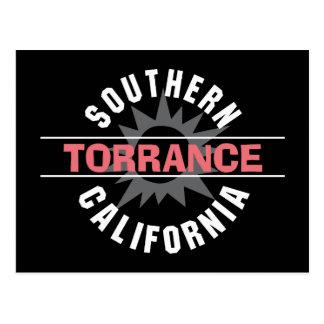 Southern California - Torrance Postcard