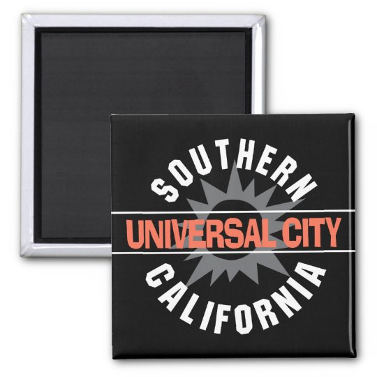 Southern California - Universal City Magnet