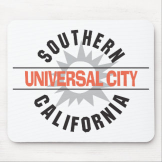 Southern California - Universal City Mouse Pad