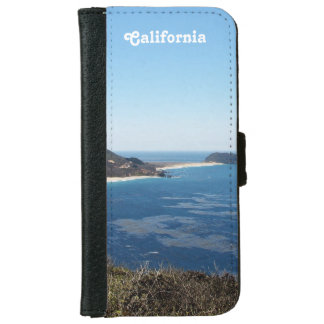 Southern California Wallet Phone Case For iPhone 6/6s