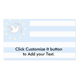 Southern Cameroons, Cameroon flag Business Card Templates