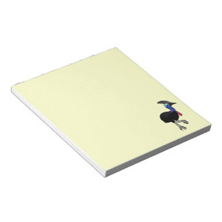 Southern Cassowary Notepad