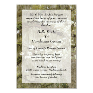 Southern Charm Wedding Invitation