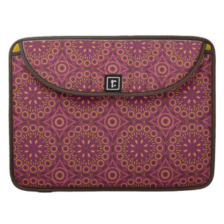 Southern Circles Sleeve For MacBook Pro