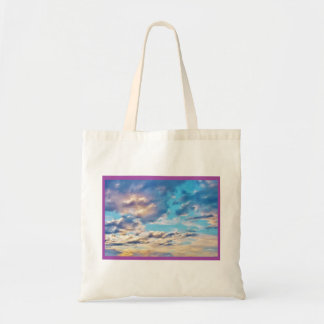 Southern Clouds Tote Bag