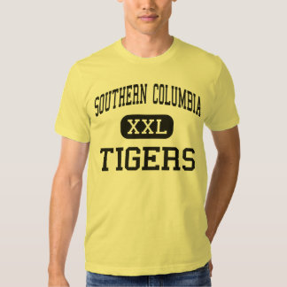 Southern Columbia - Tigers - High - Catawissa T-shirts