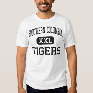 Southern Columbia - Tigers - High - Catawissa T Shirts