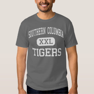 Southern Columbia - Tigers - High - Catawissa Tee Shirt