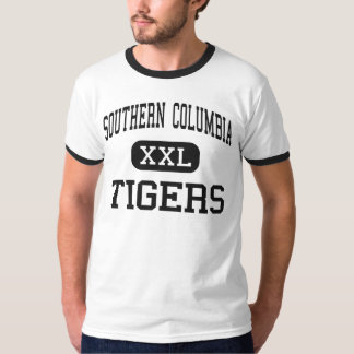 Southern Columbia - Tigers - High - Catawissa Tee Shirts