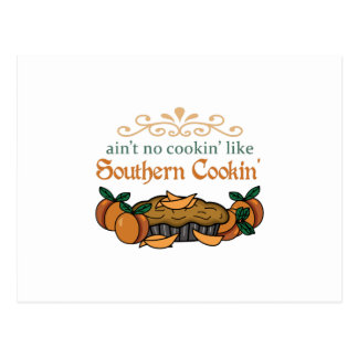 SOUTHERN COOKIN POSTCARD