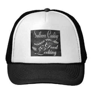 Southern Cooking cap Trucker Hat
