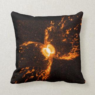 Southern Crab Nebula (He2-104) Throw Pillow