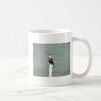 Southern Crested Caracara Coffee Mug
