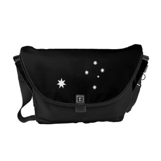 Southern Cross and Commonwealth Star Courier Bag