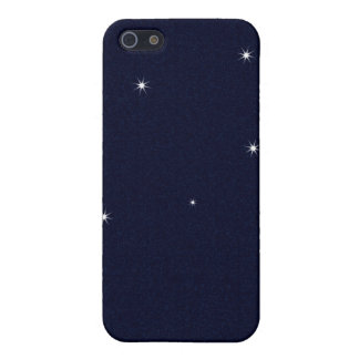 Southern Cross (Blue) iPhone SE/5/5s Cover