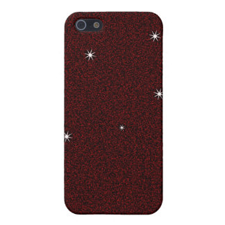 Southern Cross (Red) Cover For iPhone SE/5/5s