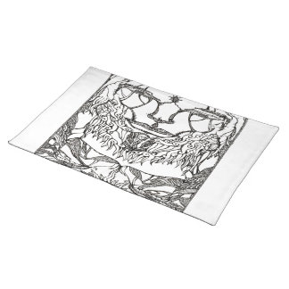 Southern Divinity Placemat