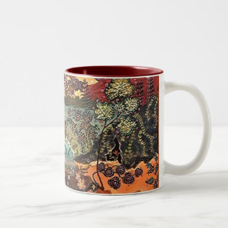 """Southern Dreamscape"" Mug (enlarged image)"