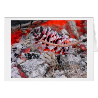Southern Embers Card