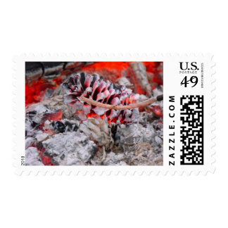 Southern Embers Postage Stamps