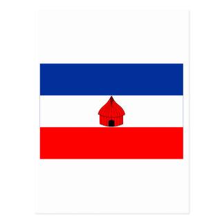 Southern Flag Postcard