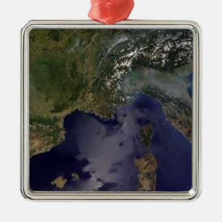 Southern France and Northern Italy Christmas Ornaments