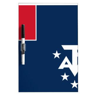 Southern France Flag Dry-Erase Board