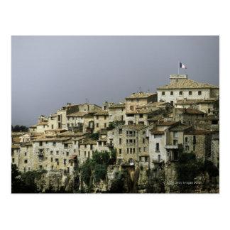 Southern France Postcard